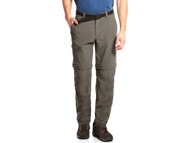 Maier Sports Tajo 2 Zip-Off Trousers Men, teak
